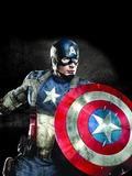 Steve Rogers; Captain America