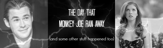 The Day That Monkey Joe Ran Away